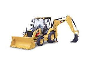 Caterpillar-422E-Backhoe-Loader